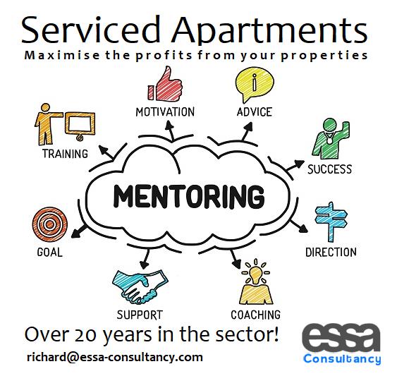 serviced apartments mentoring